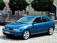 Защита двигателя и коробки передач (картера) AUDI А3 1996-2003 г.в. дизель