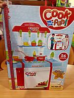 Игровой набор Кухня, 26 деталей, музыка, свет