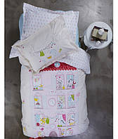 Комплект постельного белья KARACA HOME FANYA PINK, фото 1