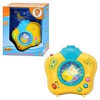 Проектор детский 0806 NL, таймер, разные комбинации света/мелодий, на бат-ке, в кор-ке, 18-22-8см