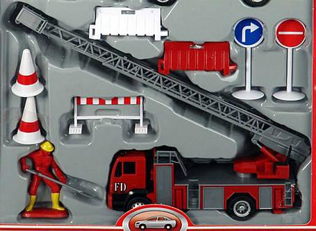 Игровой набор Пожарная служба Dickie 3315396, фото 2