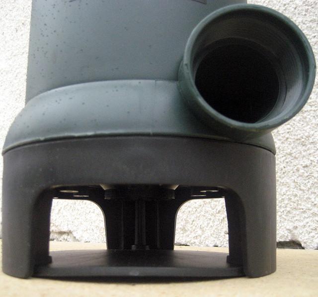 Насос для чистой воды пластиковый с поплавком Eurotec PU 202 Auto, без патрубка