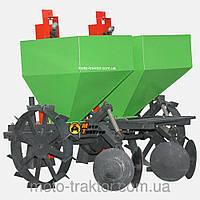 Картофелесажатель двухрядный ДТЗ КС-2А