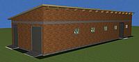 Строительство мини фермы для крс