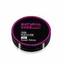 Пудра компактная - Lumene Natural code Skin perfector 2 in 1 (Оригинал)