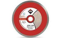 Алмазный диск Rubi CPC 250 PRO по керамограниту