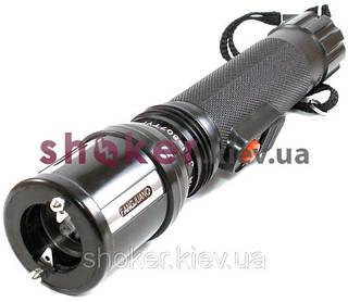 Электрошокер Оса-807 в форме фонарика с предохранителем