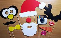 Новогодняя фотобутафория 11 предметов