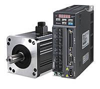 Комплект сервопривода B2, 1,5кВт, 1-ф, 230В, номин.момент 7,16Нм., 2000об./мин. энкодер 17 бит