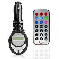 Автомобильный FM модулятор SD USB MMC