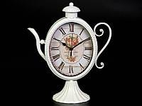 Подарочные настольные часы Чайник