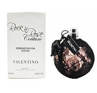 Тестер. Женская парфюмированная вода Valentino Rock'n Rose Couture (Валентино Рок эн Роуз кутюр) 90 мл