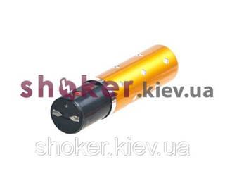 Электрошокер K90 Lady yellow (police)  фонарь  wantrproof ql268 шокеры police bl 1203 фонарик киев н