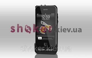 Электрошокер Iphone 4s (police)  електрошокер в закарпатская область ужгород жест фонарі police rd a