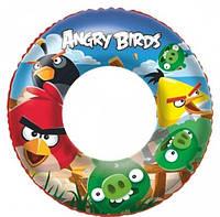 """Bestway Бествей  96102 Надувной круг """"Angry Birds"""""""