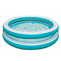 """Intex 57489 (203х51 см.) Детский надувной бассейн """"Линза"""""""