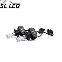 Комплект ламп SLP-S1 LED в противотуманные  фонари/ ДХО Цоколь PSX24W (H16), 21W, 3250 Люмен/Комплект, фото 2