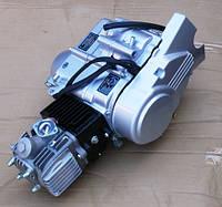 Двигатель мопед Дельта 70 см3 механика без стартера