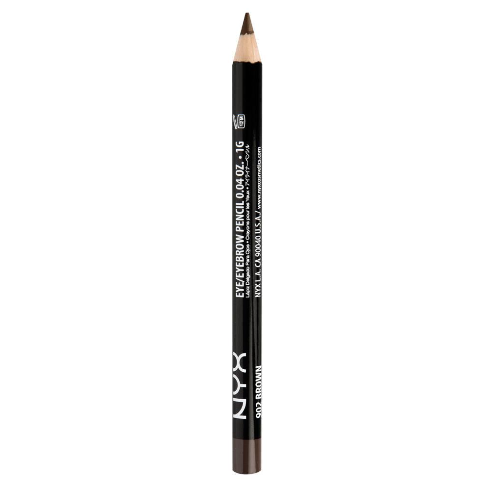 NYX SPE902 Slim Eye Pencil Brown - Карандаш для глаз, 1 г