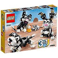 Lego Creator Пушистые животные