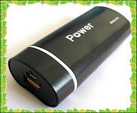 Портативное зарядное устройство Power Bank 5600mAh