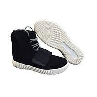 Кроссовки мужские Adidas Yeezy Boost 750 Black, фото 1