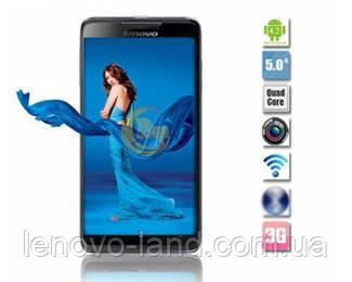 """Смартфон Lenovo A766 5.0"""" MTК6589 4-х ядерный (black)"""