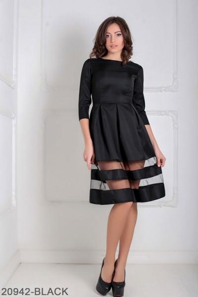 Женское платье Tionna 20942-BLACK