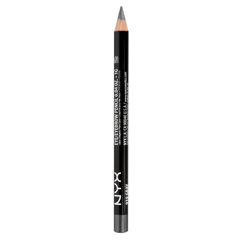 NYX SPE919 Slim Eye Pencil Gray - Карандаш для глаз, 1 г