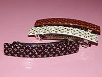 Заколка-автомат LOUIS VUITTON, классическая, 3 цвета, фото 1