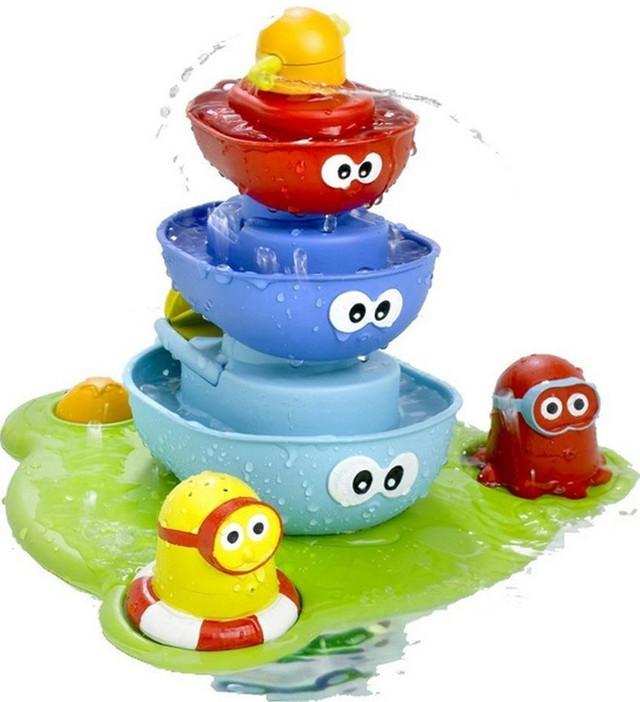 Игрушка для ванной ВодопадYookidoo