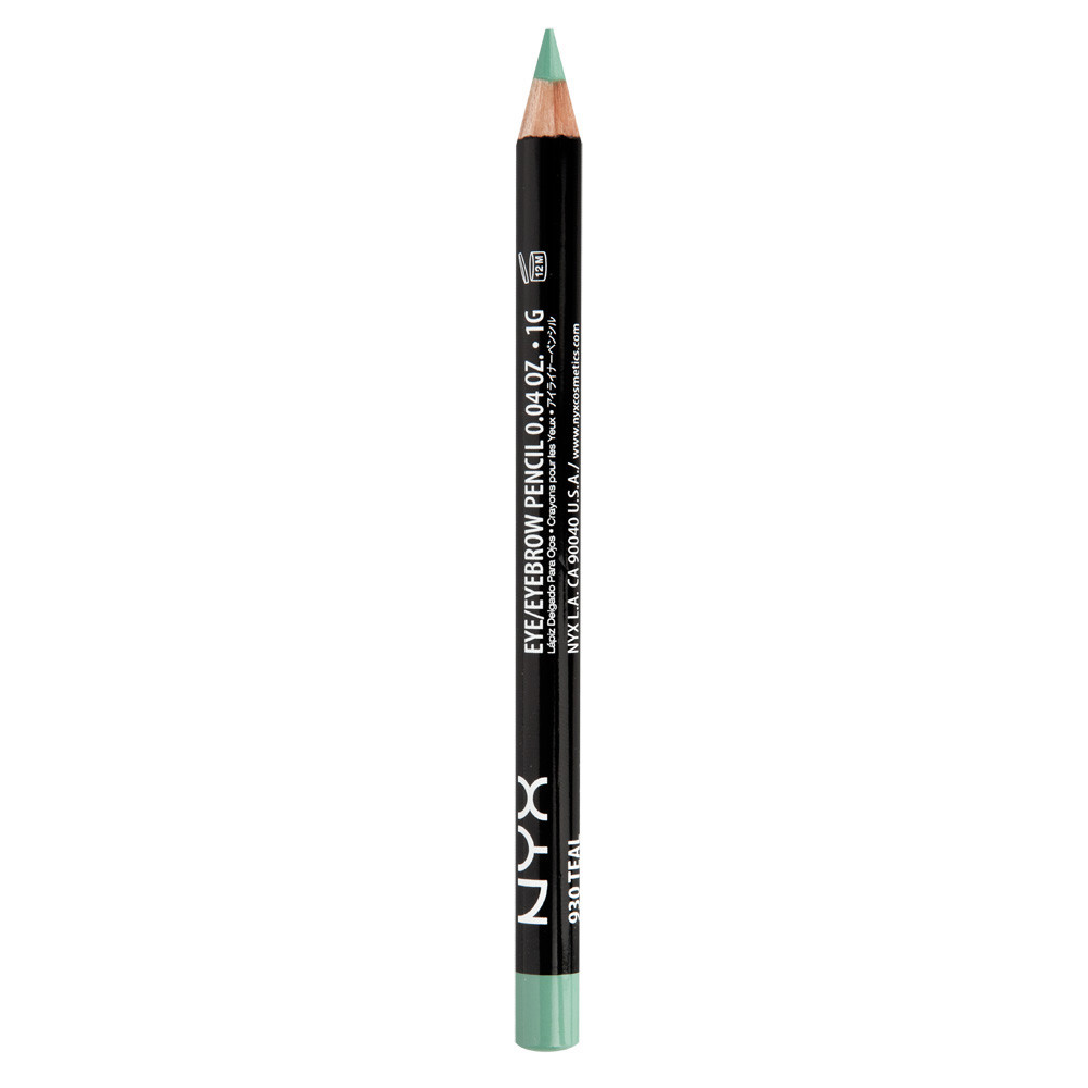 NYX SPE930 Slim Eye Pencil Teal - Карандаш для глаз, 1 г