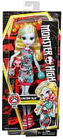 Кукла Monster High Ghoul's Beast Pet Lagoona Blue