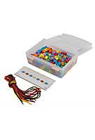"""Развивающие и обучающие игрушки «Gigo» (1041-6R) набор """"Пластиковые бусы"""""""