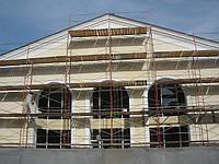 Фасадные леса строительные 098-150-60-70 (рамные, хомутовые, вышки туры)В аренду в Винница