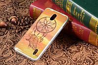 Чехол с рисунком для Huawei Ascend Y625 Ловец снов