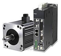 Комплект сервопривода A2, 1,5кВт, 1-ф, 230В, номин.момент 7,16Нм., 2000об./мин. энкодер 20 бит