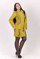 Пальто женское демисезонное Sergio Cotti  2-269