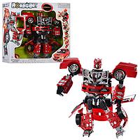 Трансформер mitsubishi lancer evolution ix roadbot (1:12) 51010 hn