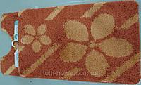 Набор ковриков для ванной комнаты MACRO 2пр., 60х100+60х50