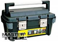 Mastertool Ящик для инструмента с металлическими замками, Арт.: 79-2100