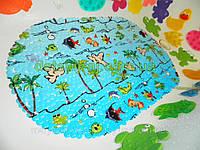 Антискользящий коврик Сказочный островок