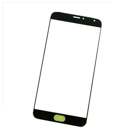Стекло экрана Meizu MX5 Pro чёрное