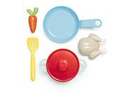 """Игровой набор посуды """"Обед"""" для детей от 3 лет (6 предметов) ТМ Kid O 10452"""