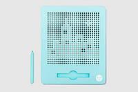 Магнитная доска для рисования (цвет светится в темноте) для детей от 3 лет ТМ Kid O 10468
