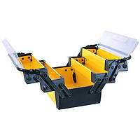 Ящик для инструментов металлический INTERTOOL BX-5018