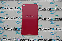 Задняя панель корпуса для мобильного телефона Lenovo S850 красная