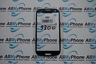 Стекло корпуса для мобильного телефона Samsung S3 i9300 черное