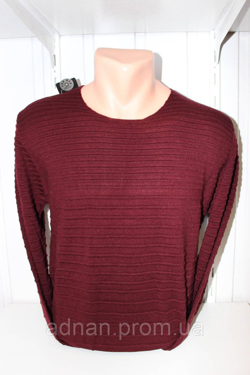 Свитер мужской DULGER, полосы 005/ купиь свитер мужской оптом