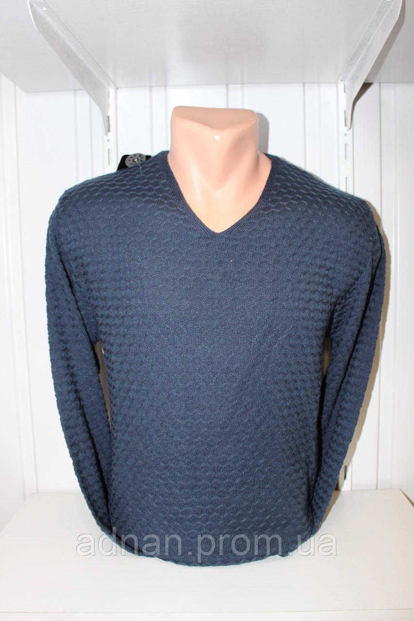 Свитер мужской DULGER, узор 001/ купиь свитер мужской оптом